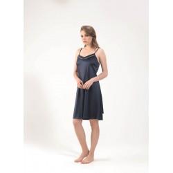 Blackspade Kadın Gecelik 6615 Lacivert