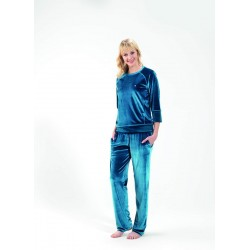 Blackspade Kadın Pijama Takımı 6539