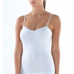 Blackspade Comfort Elegance Kadın İnce Askılı Atlet 1365